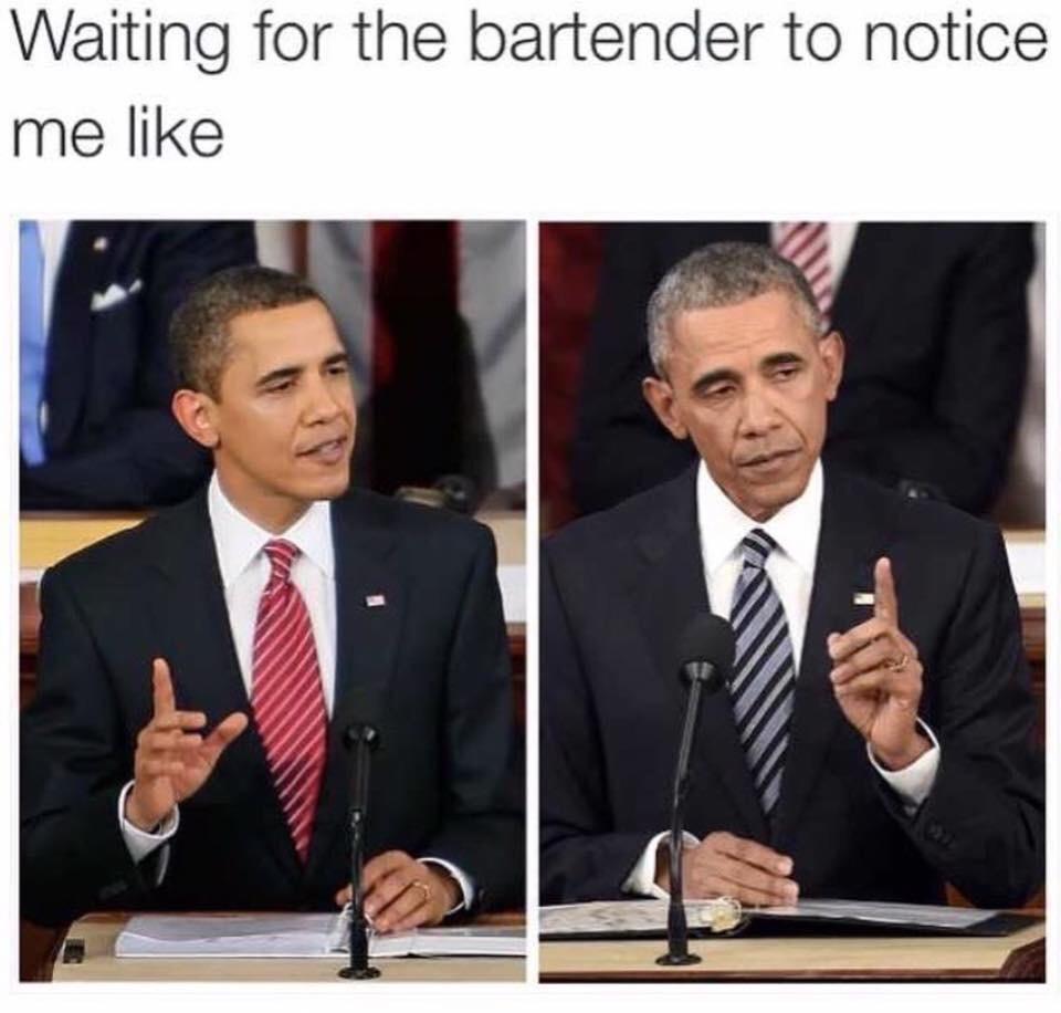 bartender please - meme
