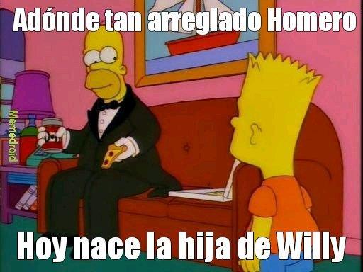 ES HOY ES HOY!! - meme