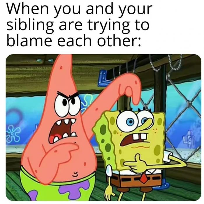 blame shame - meme