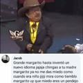 Margarito pendejo