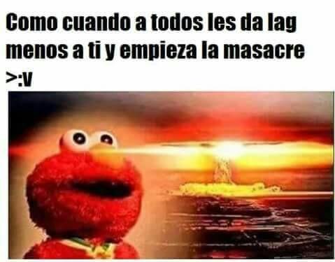 El titulo dio masacre >:v - meme
