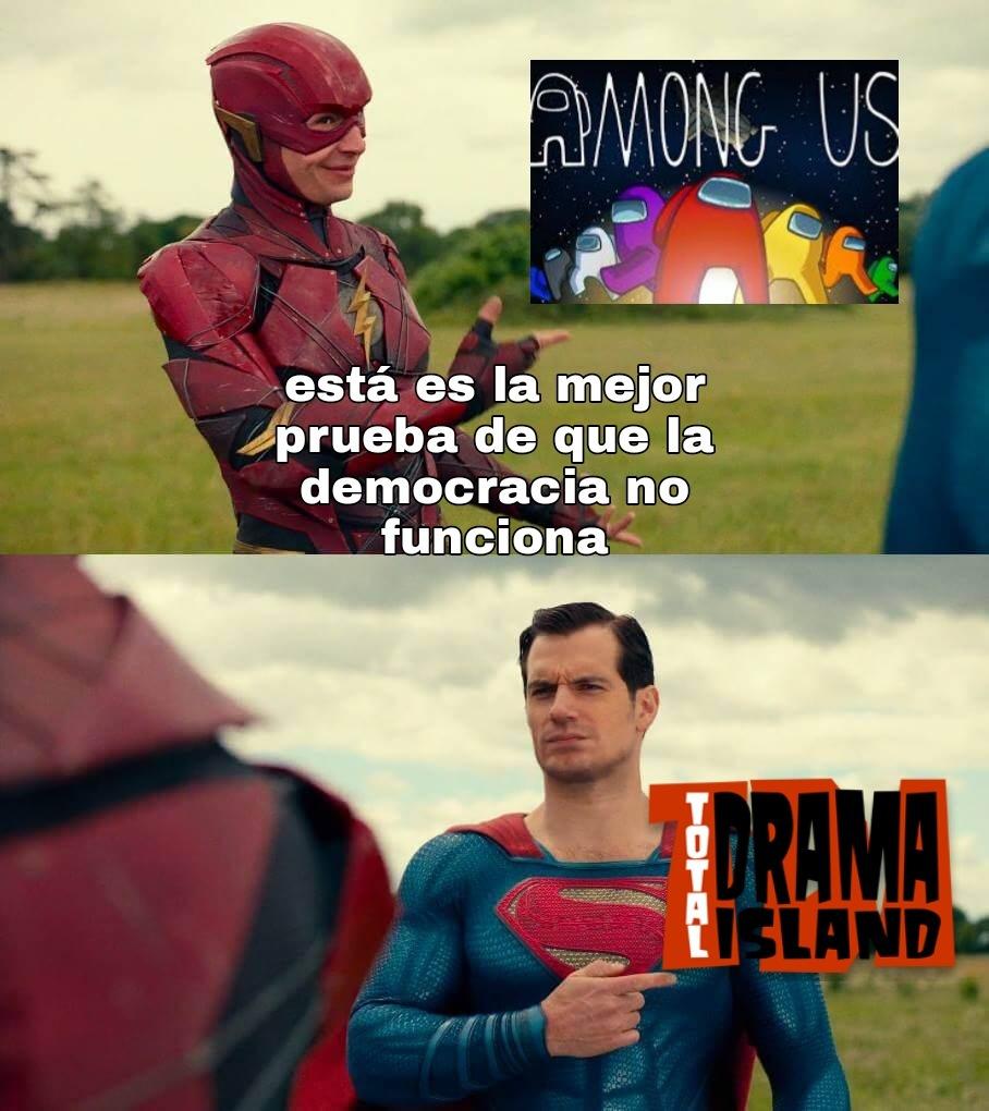 Alta serie - meme