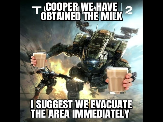 The milk is ours, BT. - meme