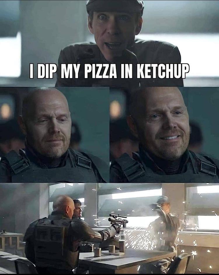pizza party - meme
