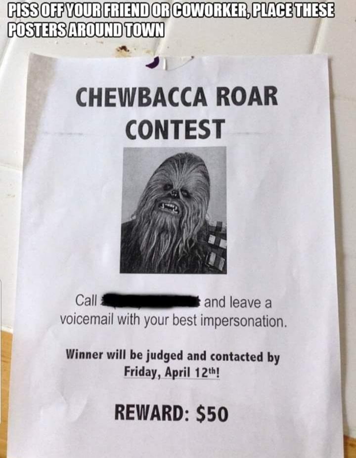Chewie - meme