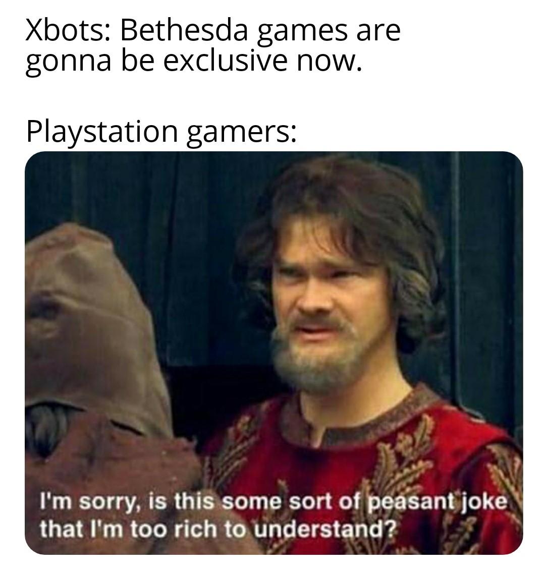 Peasants - meme