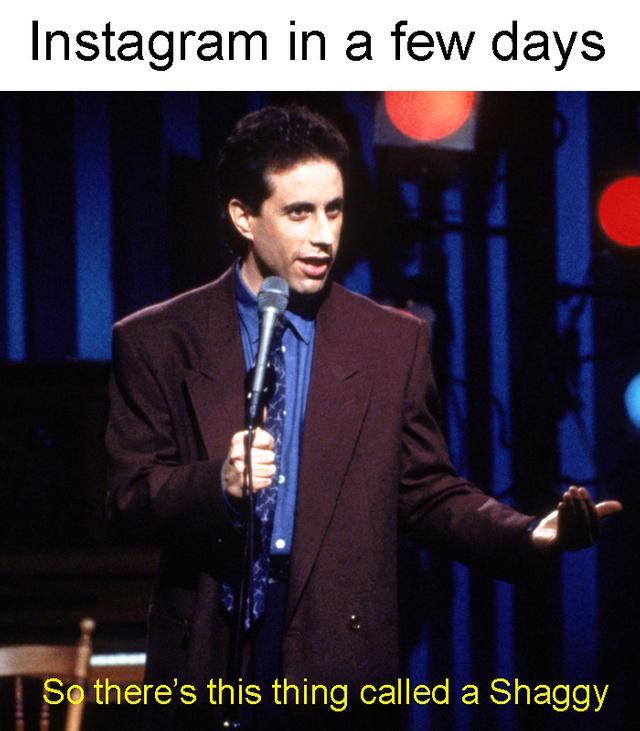 Instagram in a few days - meme