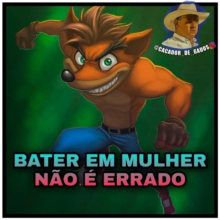 Teste de português - meme