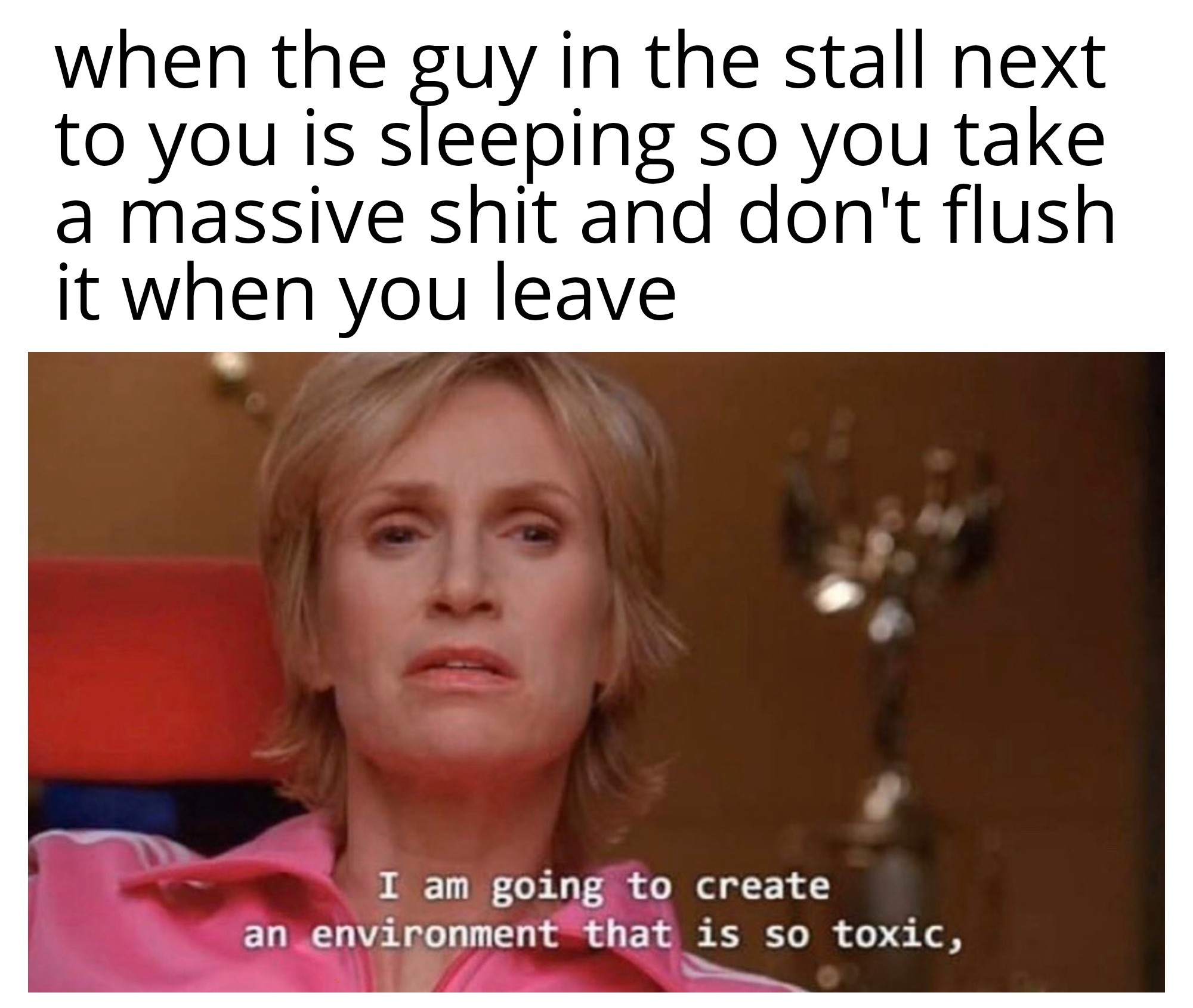 I bless you with the aroma of my bowels - meme