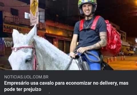Cavalo - meme