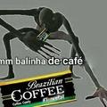 Balinha de café