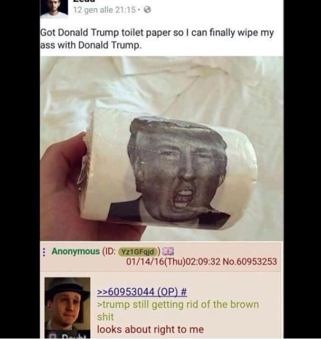 trumped - meme