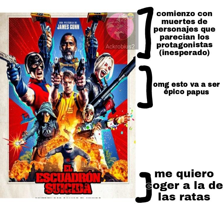 Escuadron suicida 2 memes