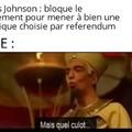 Le titre fait usage du referendum