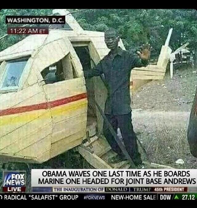 thanks obama - meme