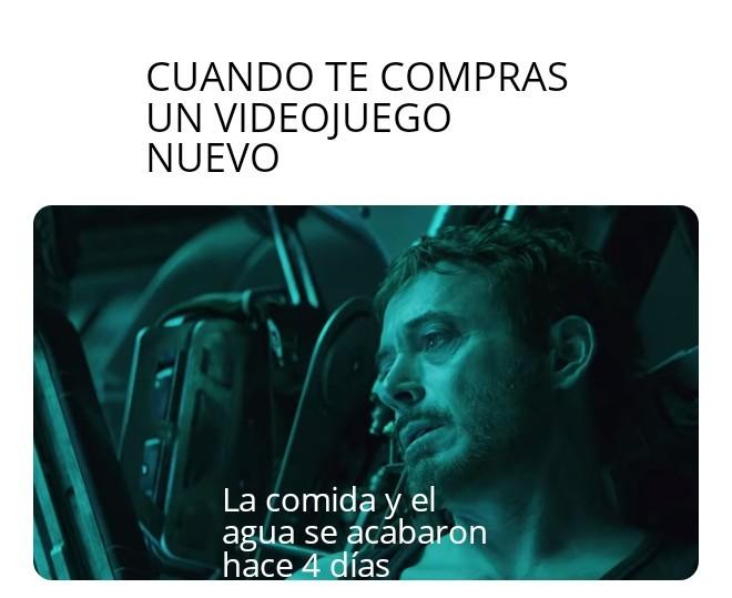 Tony Stark - meme