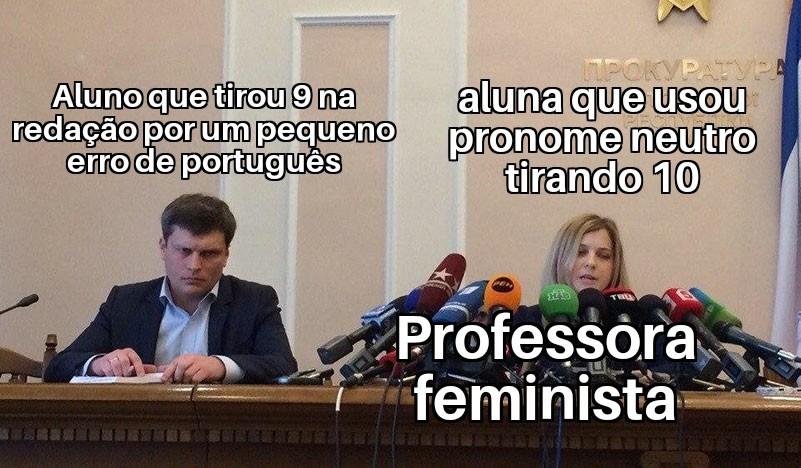 Injustiça - meme