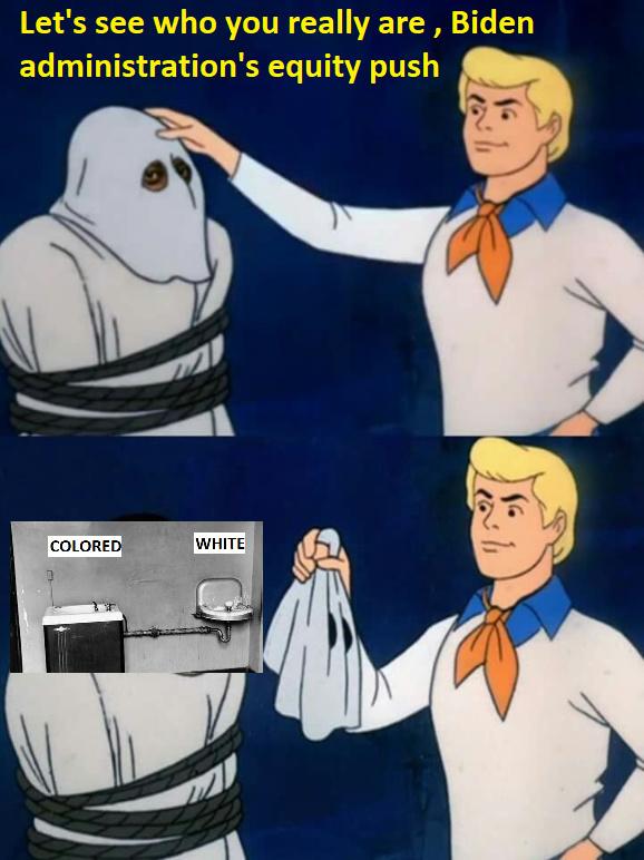 Equity - meme