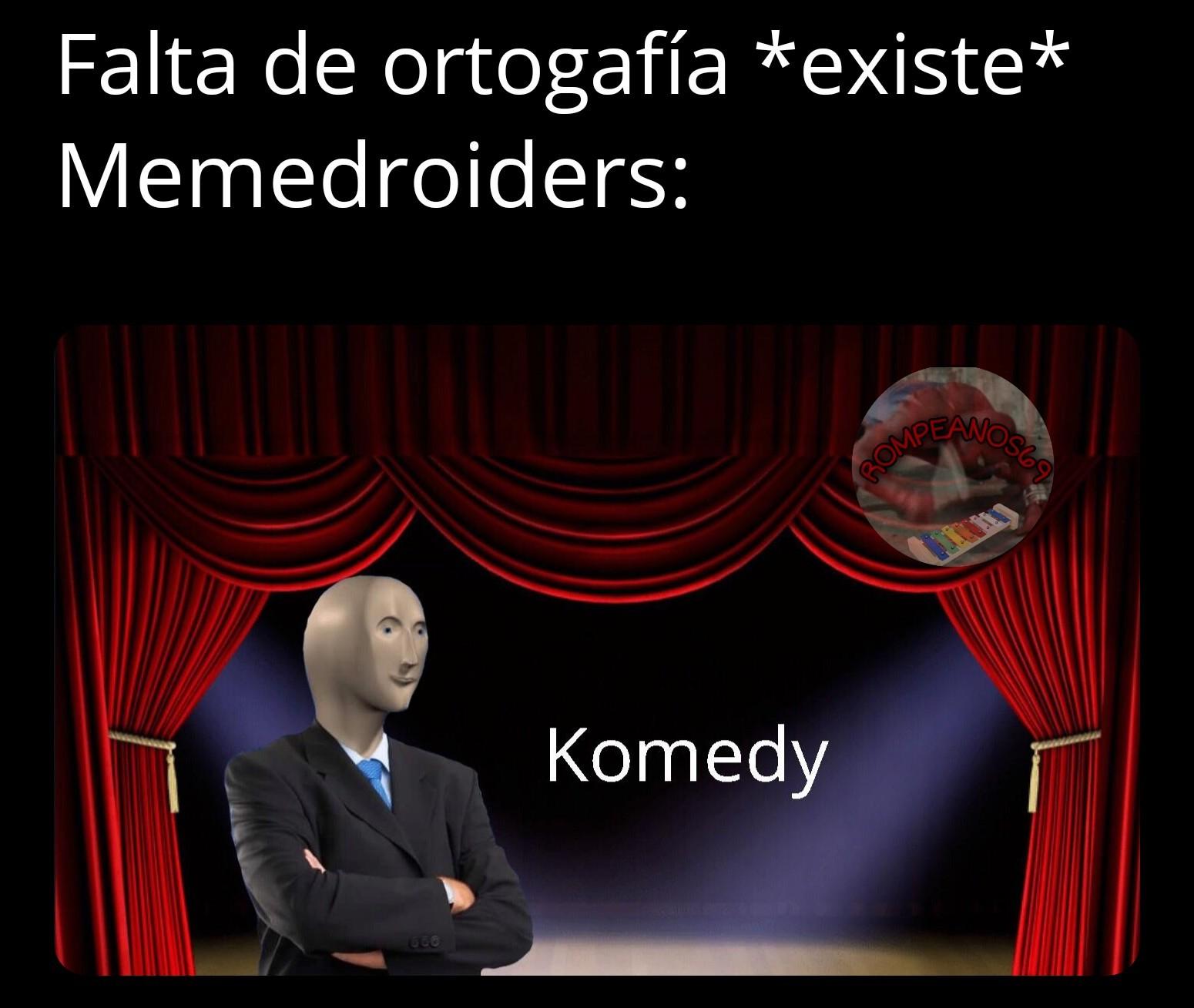 Acabas the perder THE **** - meme
