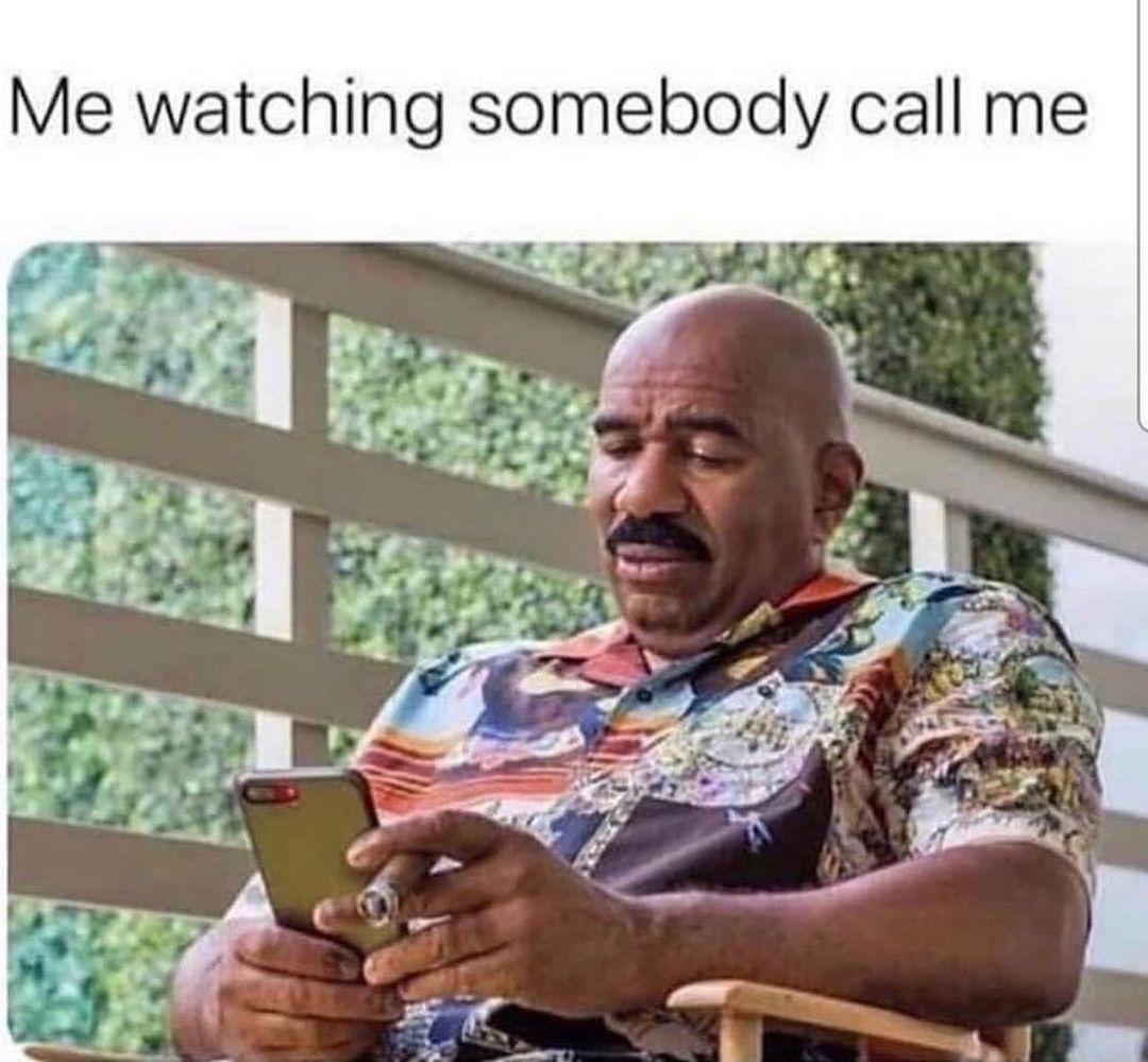 I'm busy - meme