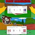 Original xD | Obviamente hablo del debut de Islandia, el de Argentina fue lamentable :x | Chileno puto sin mundial