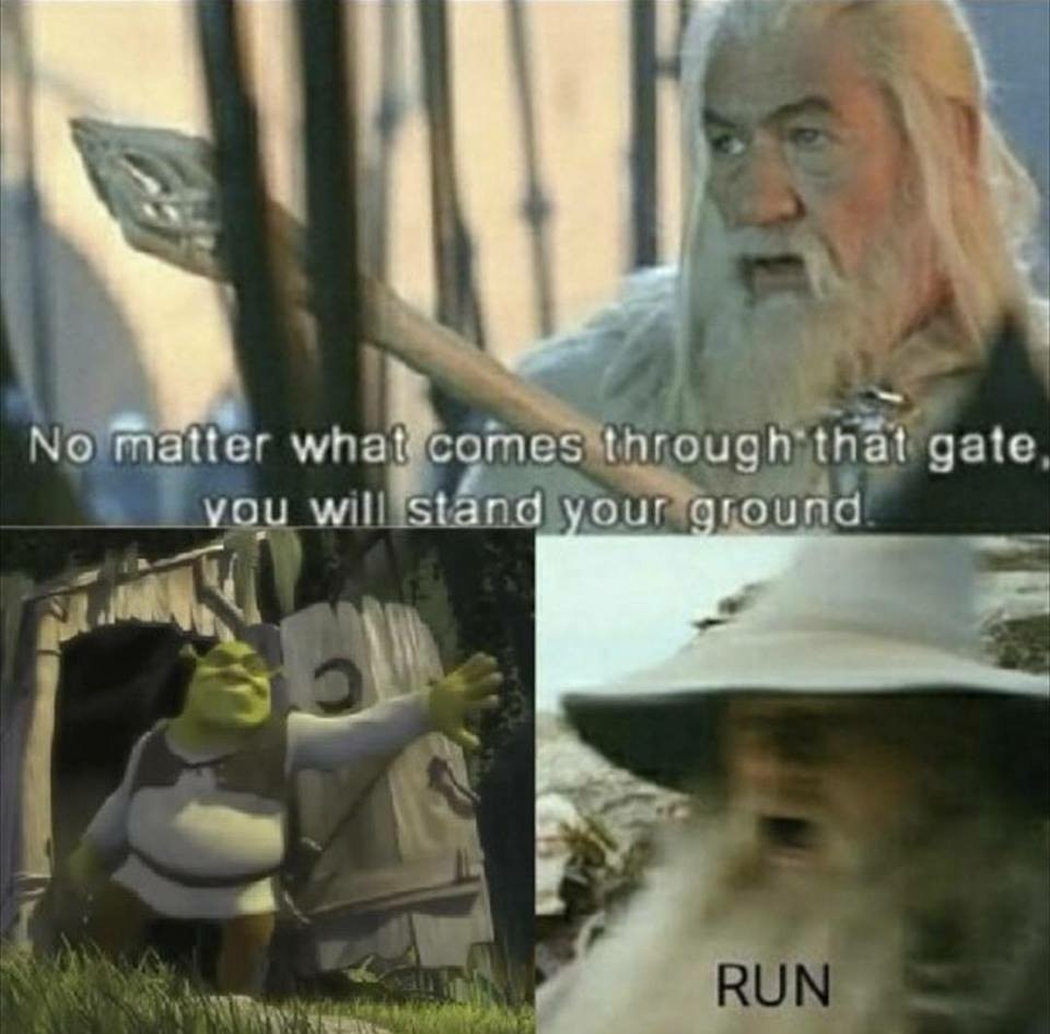 Shrecc - meme