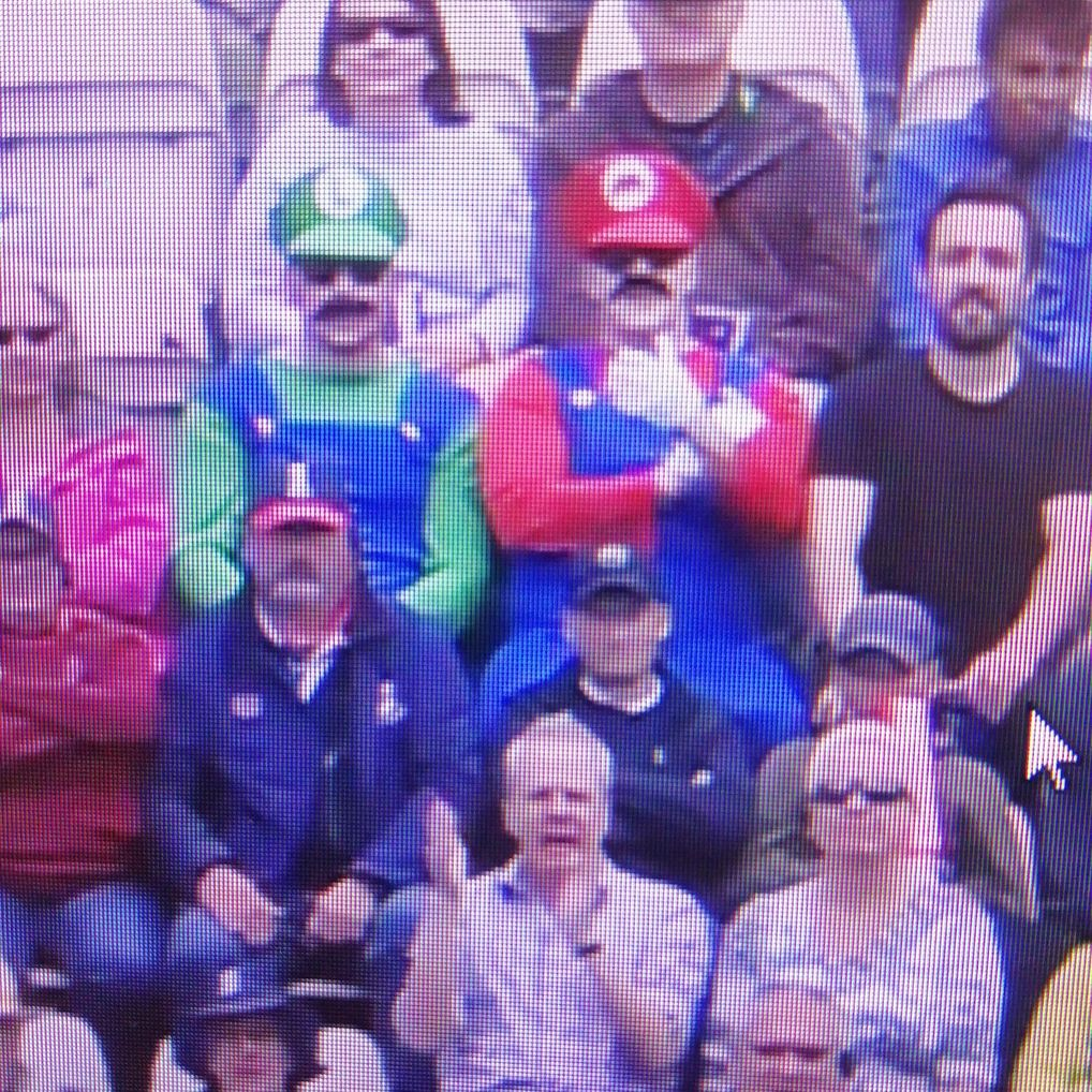 Watching cwc19 and I spot them - meme