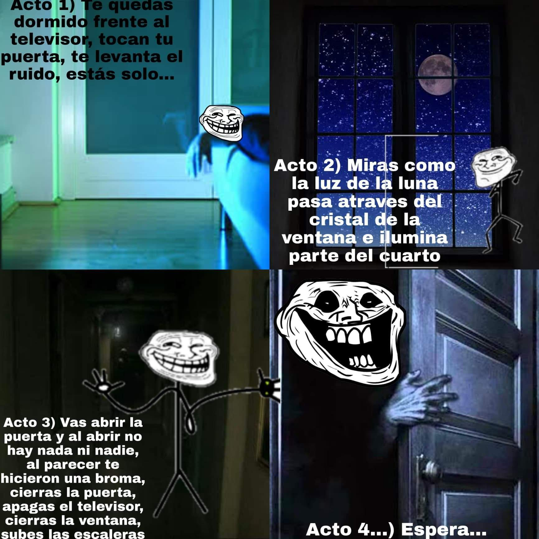 BUENAS NOCHES - meme