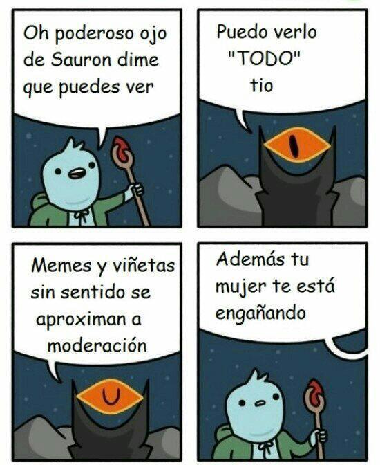 Sauron - meme