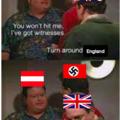 Austria is about to get annexed