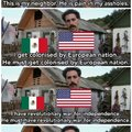 US - Mexico relations