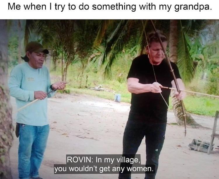 it's fucking raw - meme
