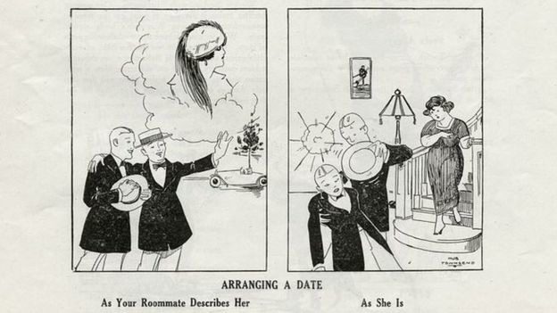 Jaja el periodico de 1919 se lucio con tremendo momazo - meme