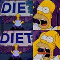 No la dieta