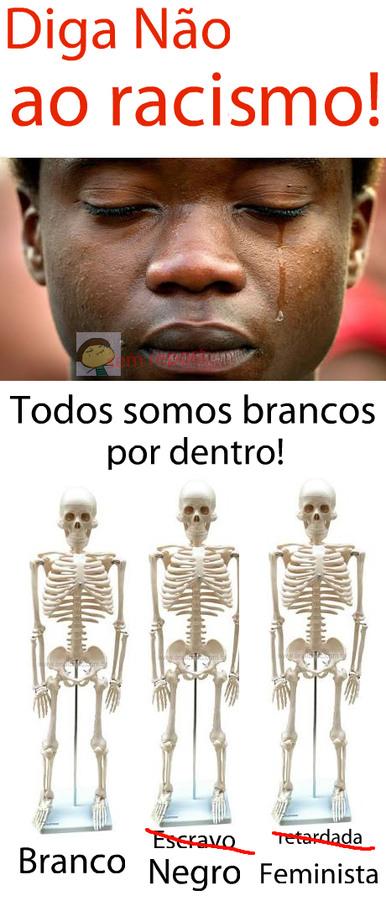 #SemRacismo - meme