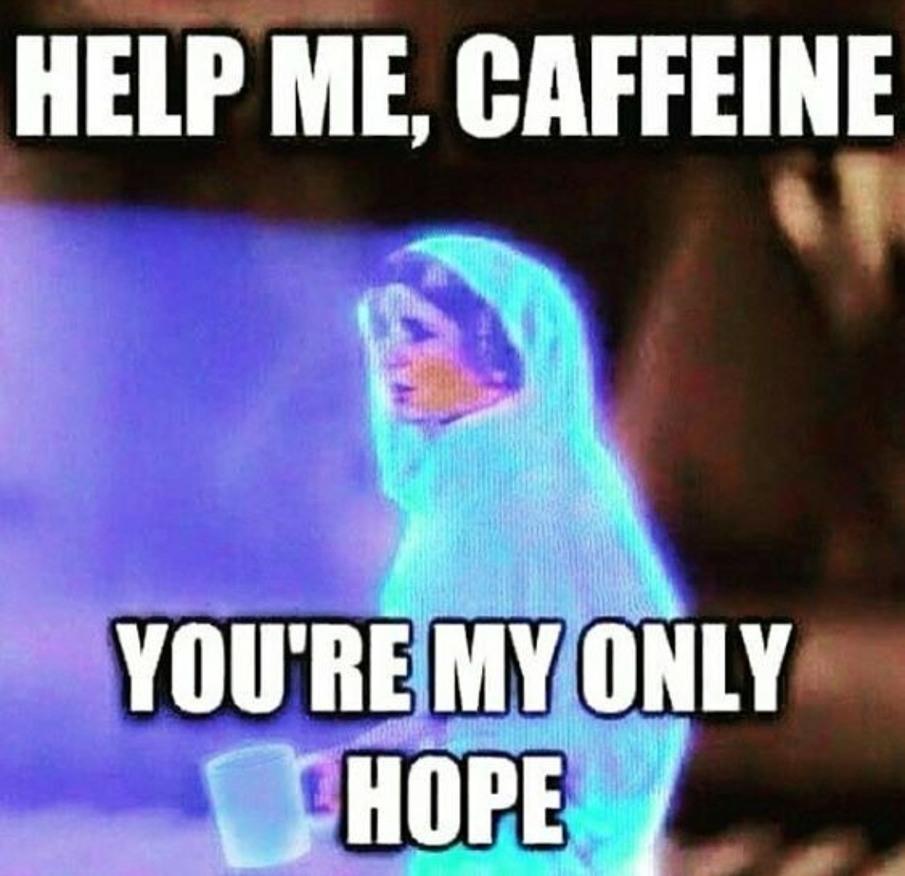 That Coruscant brew - meme