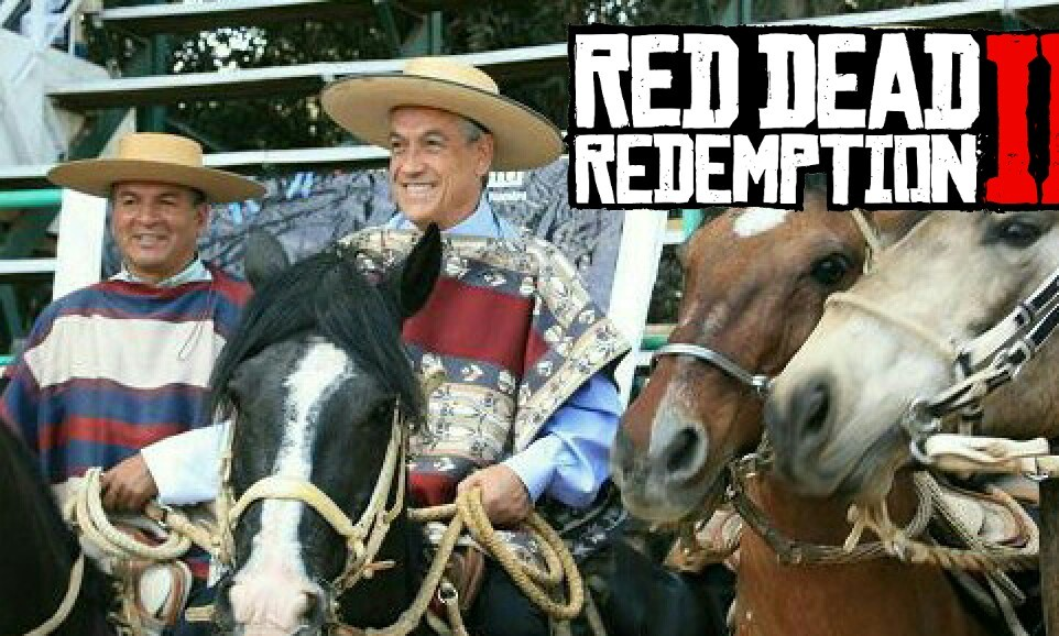 Red Dead Redemption Chile Edition - meme