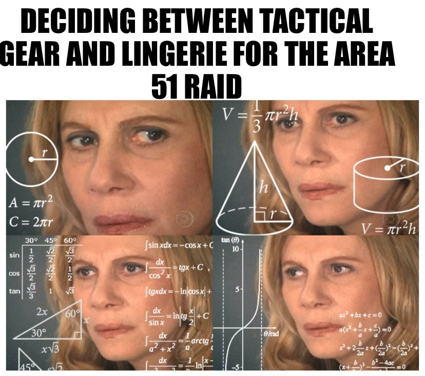 Decisions - meme