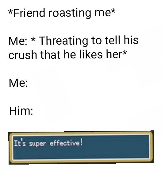 That shut him up - meme