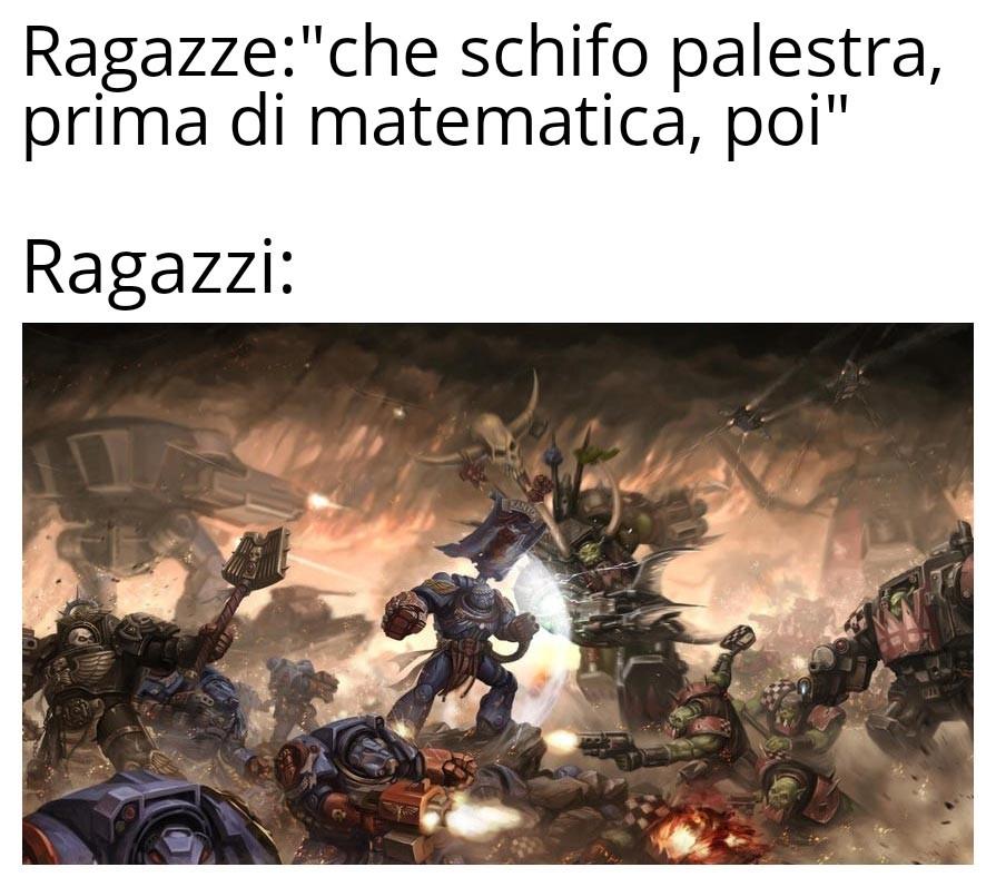 La palestra 1 - meme