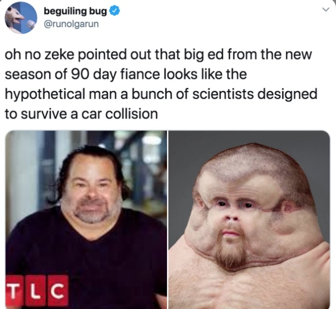 Big Ed - meme