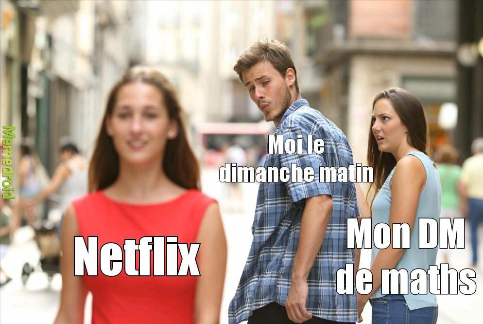 Le dilemme - meme