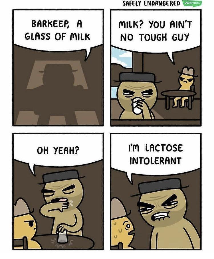 tough guy - meme