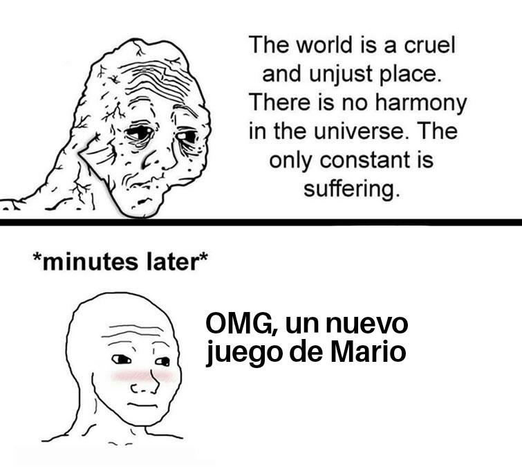 OMG mario - meme