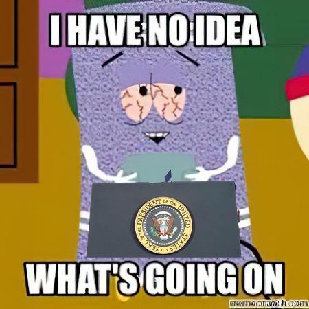 President Towlie - meme