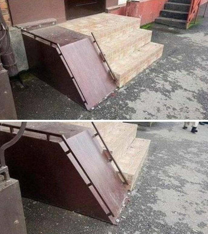 Fancy stairs - meme