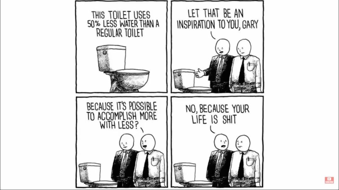 le' toilet - meme