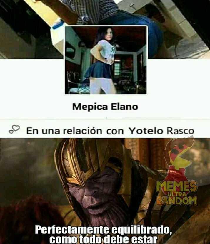 Equilibracion... - meme