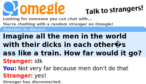 Men dont do that - meme