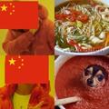Cualquier parentesco con la sopa do macaco es pura coincidencia